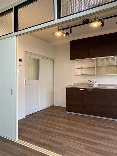 公団住宅のリノベーションデザイン